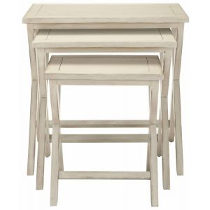 Wooden Nesting Table,  EUH6573