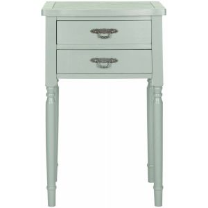 Wooden End Table With Storage Drawer,  EUH6575