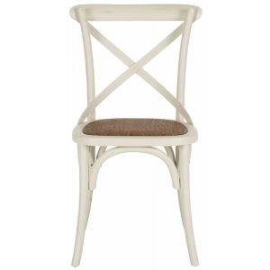 Rattan X-Back Side Chair ( Set of 2 ),  EUH9500
