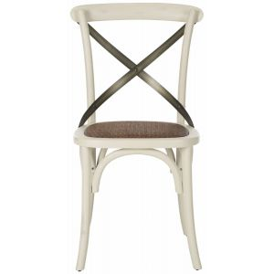 Rattan X-Back Side Chair ( Set of 2 ),  EUH9501