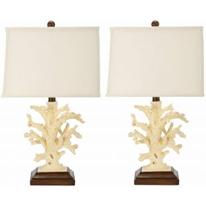 Crystal Glass Table Lamp ( Set of 2 ),  EUL4006 ( EU PLUG )