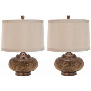 Baluster Table Lamp ( Set of 2 ),  EUL4017 ( EU PLUG )