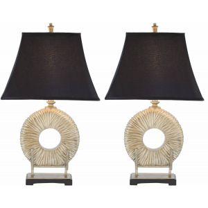 Ceramic Table Lamp,  EUL4023 ( EU PLUG )
