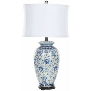 Transitional Ceramic Table Lamp,  EUL4024 ( EU PLUG )