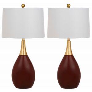 Glam Table Lamp ( Set of 2 ),  EUL4513 ( EU PLUG )