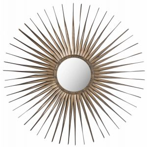 Contemporary Iron Mirror,  EUM3011