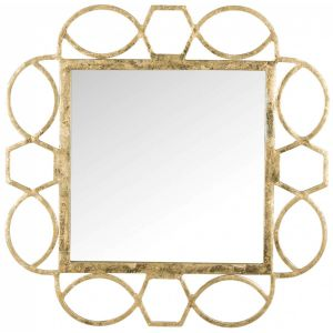 Glam Iron Mirror,  EUM4035