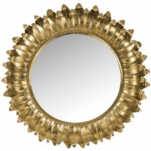 Traditional Iron Mirror,  EUM4046