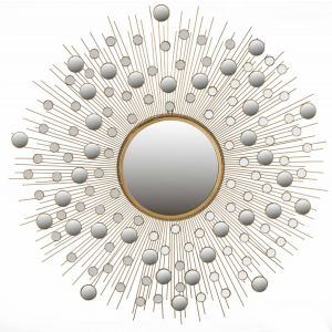 Glam Iron Mirror,  EUM4069