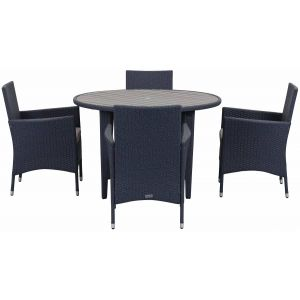 Alfresco Living Patio 5-Piece Dining Set,  EUP2503