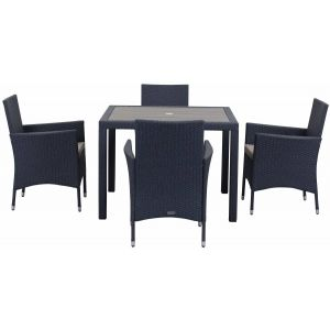 Alfresco Living Patio 5-Piece Dining Set,  EUP2505