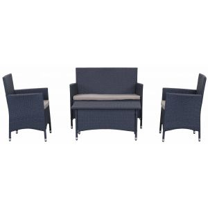 Alfresco Living Patio 5-Piece Dining Set,  EUP2508