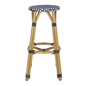 French-Inspired Bistro Indoor/Outdoor Counter Stool,  EUP4018