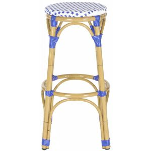 Rattan Indoor/Outdoor Stool,  EUP5211