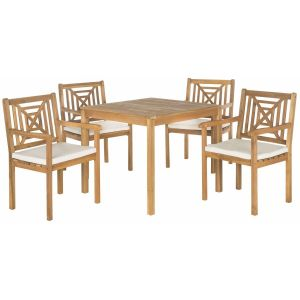 Wooden Outdoor 5-Piece Dining Set,  EUP6722