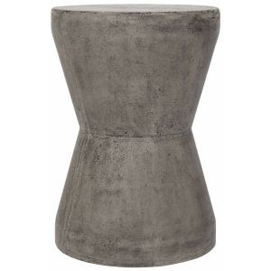 Modern Indoor/Outdoor Concrete Stool,  EVN1001
