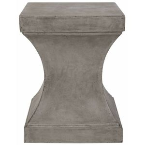 Modern Indoor/Outdoor Concrete Stool,  EVN1002