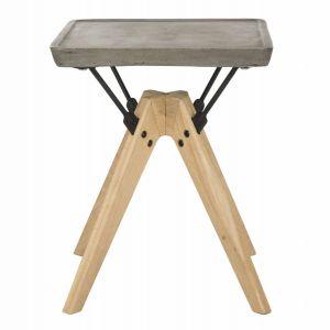Modern Concrete Side Table,  EVN1024