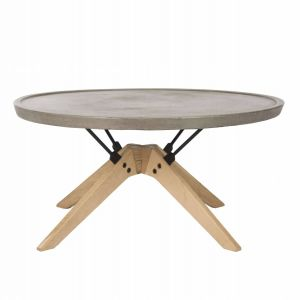 Modern Concrete Coffee Table,  EVN1026