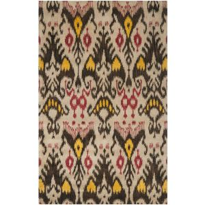 Contemporary Area Rug, IKT216