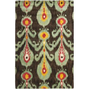 Contemporary Area Rug, IKT219