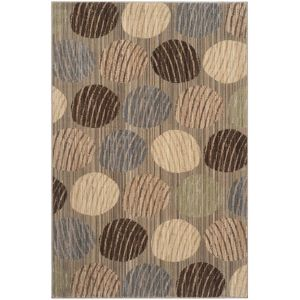 Abstract Area Rug, INF543