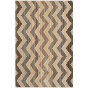 Abstract Area Rug, INF591