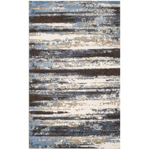 Contemporary Area Rug, RET2138
