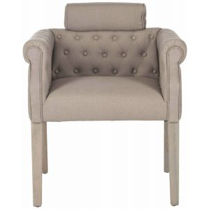 Tufted Arm Chair,  SEU1009
