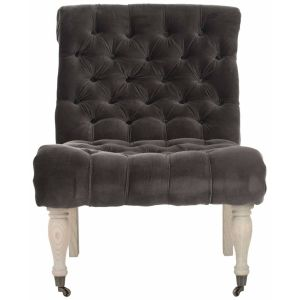 Tufted Accent Chair,  SEU1035