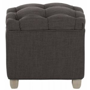 Tufted Square Storage Ottoman,  SEU1040
