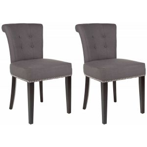 Upholstered Dining Chair ( Set of 2 ),  SEU4705