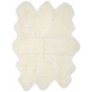 Sheepskin Accent Rug, SHS121