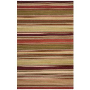Striped Accent Rug, STK313