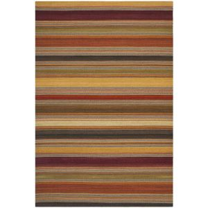 Striped Accent Rug, STK315