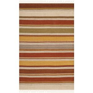 Striped Accent Rug, STK319