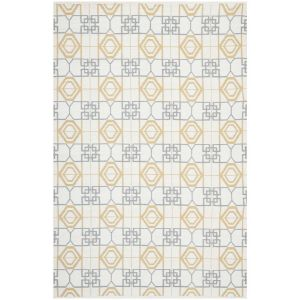 Contemporary Area Rug, TMF127