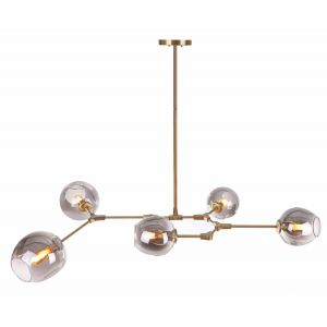 Industrial Chic Pendant Light,  UKC4018 ( UK PLUG )