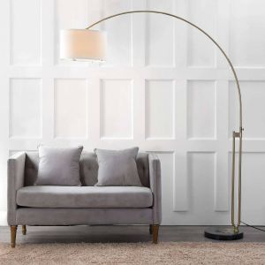 Arched Floor Lamp,  UKL4349 ( UK PLUG )
