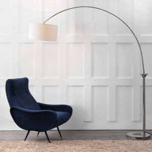Arched Floor Lamp,  UKL4352 ( UK PLUG )