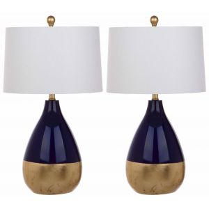 Classic Table Lamp ( Set of 2 ),  UKL4502 ( UK PLUG )