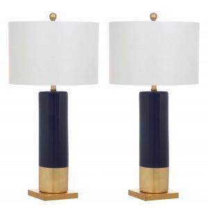 Coastal Table Lamp ( Set of 2 ),  UKL4524 ( UK PLUG )
