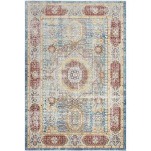 Contemporary Area Rug, VAL111
