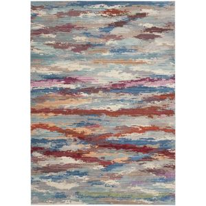 Contemporary Area Rug, VAL219